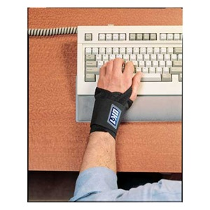 OK-1 Carpal Tunnel Wrist Support, S, Left, Black at Sears.com