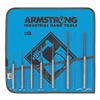 Armstrong 70-554 Pin Punch Set, 1/16-1/4 In, 7 Pc