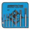 Armstrong 70-552 Long Punch Pin Set, 1/16-3/8, 10 Pc