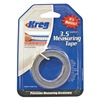 Kreg KMS7728 Measuring Tape, 3.5M, R to L, Adhesive