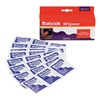 ACL Staticide SW12 Staticide Wipes, 5 In H x 8 In , 24/pkg.