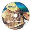 Brady 104221 Software Demo Disc