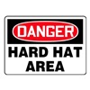 Accuform Signs MPPE116VP Danger Sign, 24 x 36In, R and BK/WHT, ENG