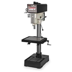 Jet Floor Drill Press, 20  In, 2 HP, 115/230v at Sears.com