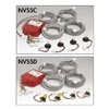 Nova SYSEP51AACC Economy Strobe System, 4 (Screw-In) Heads
