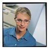 Crews R2110 Safety Glasses, Clear, Scratch-Resistant