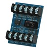 Altronix RBSNTTL Sensitive Relay 12/24VDC 1Ma DPDT