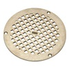 Zurn Industries JP2280-S5-STR-GRAIN Replacement Grate, Square
