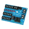 Altronix MOM5 Power Dist Module, 5 Outputs PTC