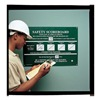 Brady SM231E Safety Record Signs, 23-3/4 x 35-3/4In, AL