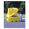 Ultratech 1159 Tarp for IBC Spill Pallet, 63-1/2 In. L