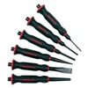 Mayhew 85005 Punch/Chisel Set, Handguarded, 6 Pc