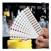 Stranco Inc TCSL1-COLOR-PACK Calibration Label, 1 In. W, PK 182