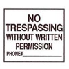 Accuform Signs MADM579VP Danger Sign, 10 x 14In, BK/WHT, ENG, Text