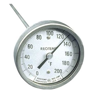 Reotemp A48PF 0-200 F