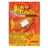 Hot Rods 1100-10R REPL Hand Warmer 2 In x 3 In, PK 5