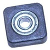 Approved Vendor 3TWT1 Router Bit Bearing, PTFE, Dia. 3/4 In.