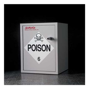 SciMatCo Stak-a-Cab(TM) Cabinet, Poisons at Sears.com