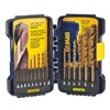 Irwin 316015 Drill Bit Set, Cobalt, 1/16-3/8 In, 15 Pc