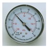 Approved Vendor 4FME1 Compound Gauge, 2 1/2 In, Vac to 30 Psi
