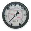Approved Vendor 4FLL6 Pressure Gauge, Filled, 2 1/2 In, 6000 Psi