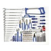 Westward 4VCP4 Starter Tool Set, SAE, 104 Pc
