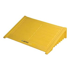 Justrite Spill Pallet Ramp, Yellow, 1000 lb. at Sears.com