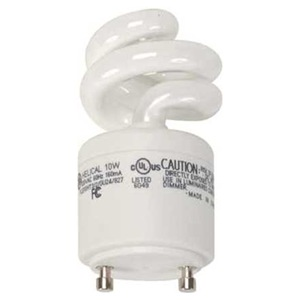 GE Lighting FLE10HT3/2/GU24