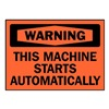 Equipment Label, 3-1/2, 5 In. W, PK 5