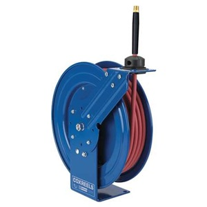 Coxreels Hose Reel, Spring Return, 3/8In ID x 50 Ft at Sears.com