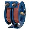 Coxreels C-LP-150-150 Reel, Dual Purpose, Spring Driven, 1/4x50Ft