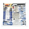 Westward 4VCN7 Master Tool Set, SAE, 192 Pc