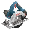 Bosch CCS180K Cordless Circular Saw Kit, 18V, 6-1/2 In, L