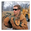 Crews TM120 Safety Glasses, Clear, Scratch-Resistant
