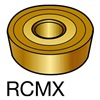 Sandvik Coromant RCMX 10 03 00       4215 Turning Insert, RCMX 10 03 00 4215, Pack of 10