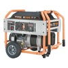 Generac 5798 Portable Generator, Rated Watts 7000, 410cc
