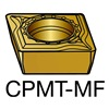 Sandvik Coromant CPMT 3(2.5)1-MF     2015 Turning Insert, CPMT 3(2.5)1-MF 2015, Pack of 10