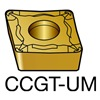 Sandvik Coromant CCGT 2(1.5)1-UM     H13A Turning Insert, CCGT 2(1.5)1-UM H13A, Pack of 10