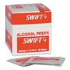 Swift 154818 Alcohol Towelettes, PK 50