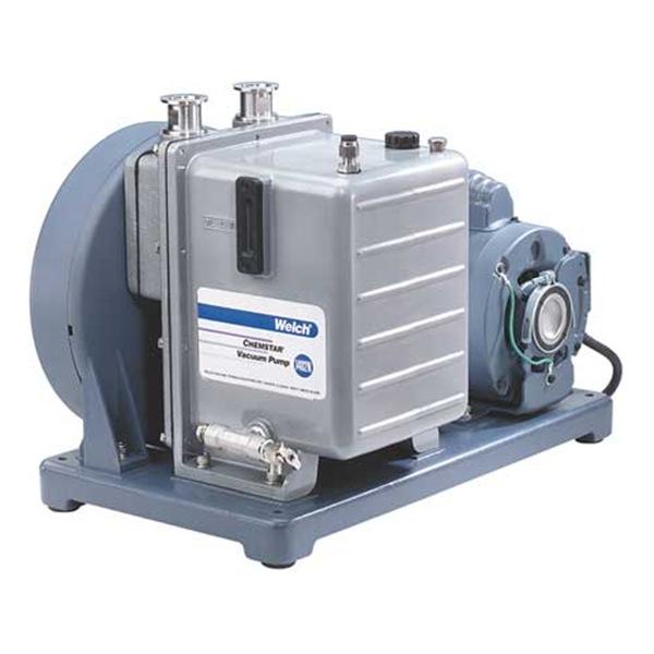 Welch 1376N 01 Vacuum Pump, 1 HP, 29.9 In Hg, 10.6 CFM