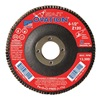 United Abrasives-Sait 78031 Flap Disc, Type 27, 5 D, 7/8 Hole, 120 Gr