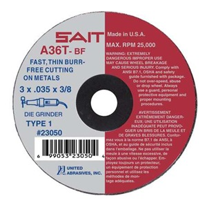 United Abrasives-Sait 23050