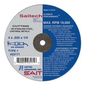 United Abrasives-Sait 23150