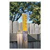 Rain Gauge, 0 to 5 in., Polycarbonate
