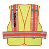 Ergodyne 21394-PO High Visibility Vest, Class 2, M/L, Lime