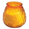 Sterno 234V-1-AM Glass Candle, Amber, 60 Hours, PK 15