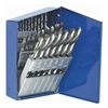 Irwin 60138 Drill Bit Set, 29 Piece, 1/16-1/2 In