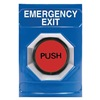 Safety Technology International SS-2407EX Emergency Exit Push Button, Illuminated