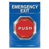Safety Technology International SS-2409EX Emergency Exit Push Button, Turn-To-Reset