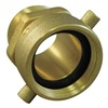 Moon American 363-1511561 Fire Hose Adapter, 1.5 NPSH Fx1.5 NPT ML